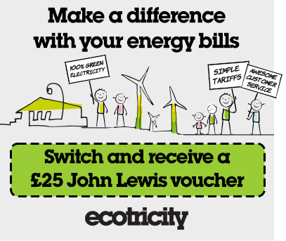 Ecotricity BNS Advert